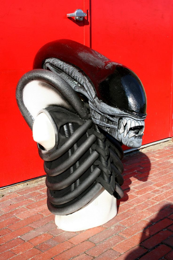 xenomorph costume - Google Search