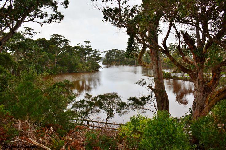 Inglis River, Wynyard, Tasmania