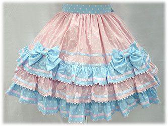 Candy Pop Skirt