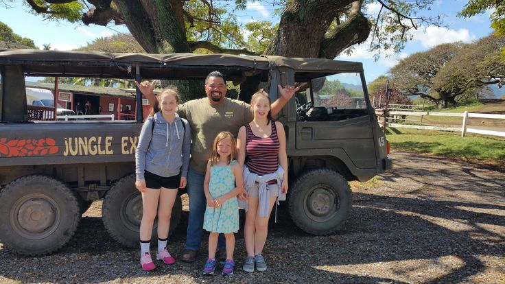 Things To Do With Kids On Oahu Day 3! Jungle adventure, beach time, Pearl Harbor & More!