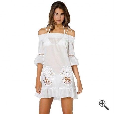 Strandkleider kurz + 3Sommer Outfits fürUschi: http://www.fancybeast.de/strandkleider-kurz/ #Strandkleider #kurz #Sommer #Outfit #Kleider #Dress #Strand Strandkleider kurz
