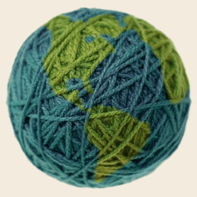 how to connect yarn when knitting in the round