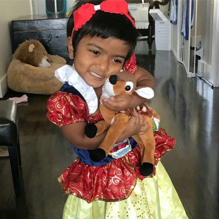Zoey..Adorable little Snow White