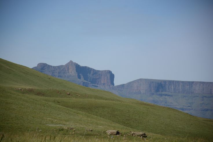 Giant's Castle, Drakensberg Mountains, South Africa