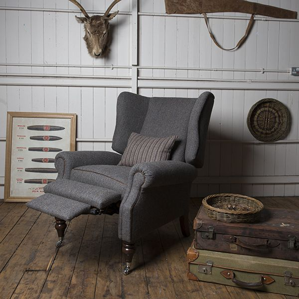 Laudale   Recliner Chair | Recliners | Living Room