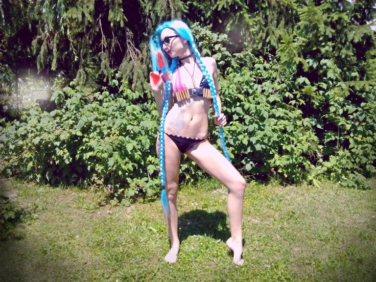 Pool Party Jinx - Marty Pool Party Jinx Cosplay Photo - Cure WorldCosplay