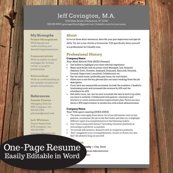 15 best resumes career inspirations images on pinterest career