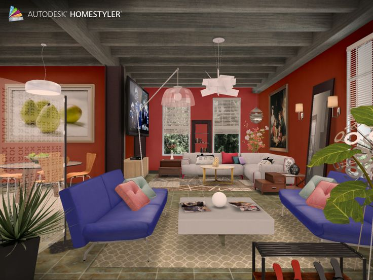 """Check out my #interiordesign """"Room"""" from #Homestyler http://autode.sk/1fAPDXm"""