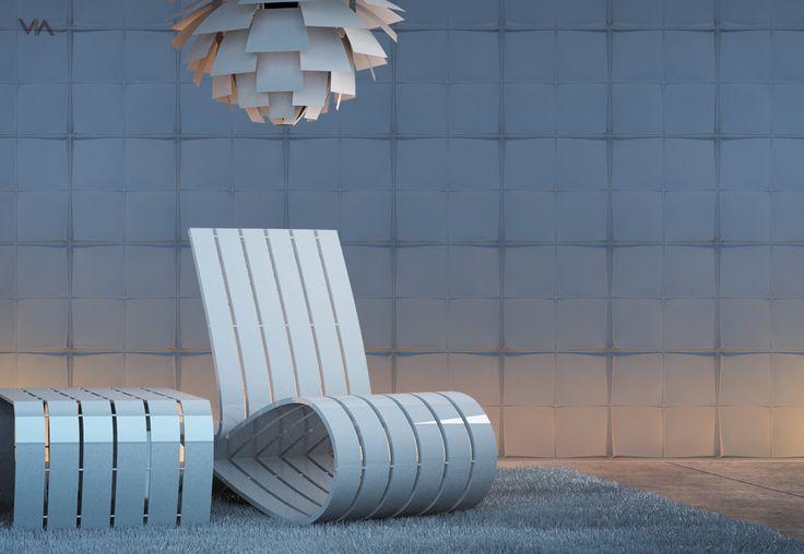 Panele stosuje się w pomieszczeniach budynków mieszkalnych i innych pomieszczeniach.