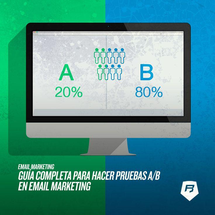 [Hoy te damos una estrategia Imprescindible] #Guia Completa para hacer Pruebas A/B en #emailmarketing La encuentras Aquí http://emailmarketing-rebeldesonline.com/como-hacer-pruebas-ab-en-email-marketing/ #emailmarketingtips