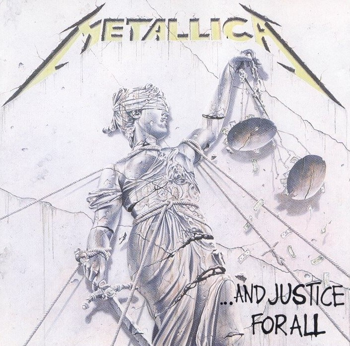 Metallica-And Justice For All........