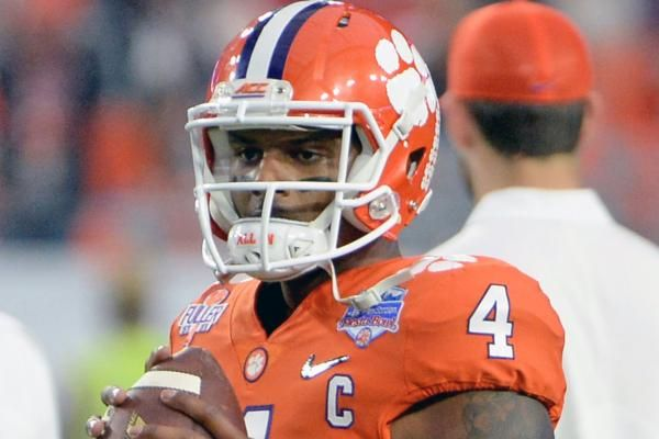 By Dane Brugler, The Sports Xchange Clemson quarterback Deshaun Watson is currently in Tampa, Fla.