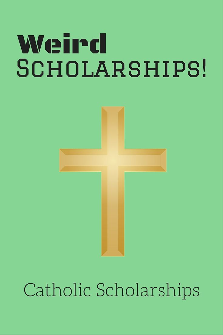 catholic scholarships Catholic scholarships the catholic faith is the oldest and most established branch of christianity the church has vested interest in helping its members find money.