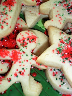 Bits and Pieces From My Life: Quest For the Best {Shortbread Cookie Recipe}