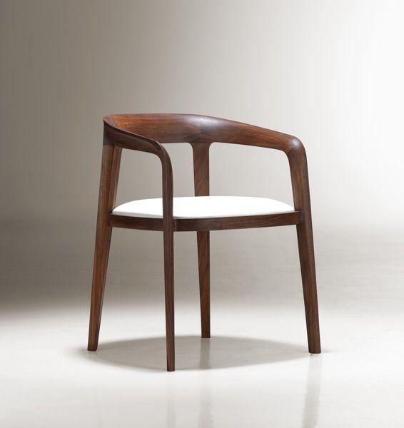 Noé Duchaufour-Lawrance: Corvo Chair Bernhardt Design