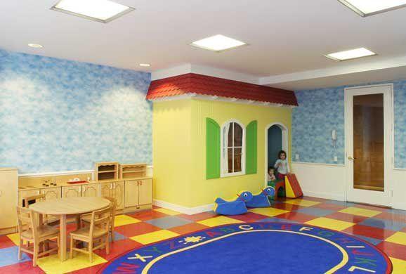 Ideas de sala de juegos para usted y sus hijos, les encantará. - Decoracion de cuartos o habitaciones - recamaras - dormitorios