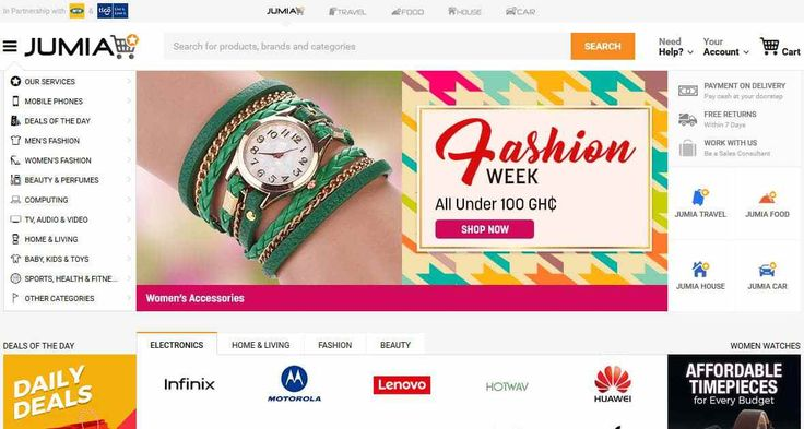 Jumia Online Shopping: How to Buy on Jumia  Jumia is a popular online shopping website where you can buy a wide range of new items, from electronics and cars to African fashion and baby products.  #Jumia #e-commerce #shopping
