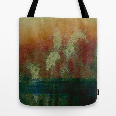 Oasis Tote Bag by Fernando Vieira