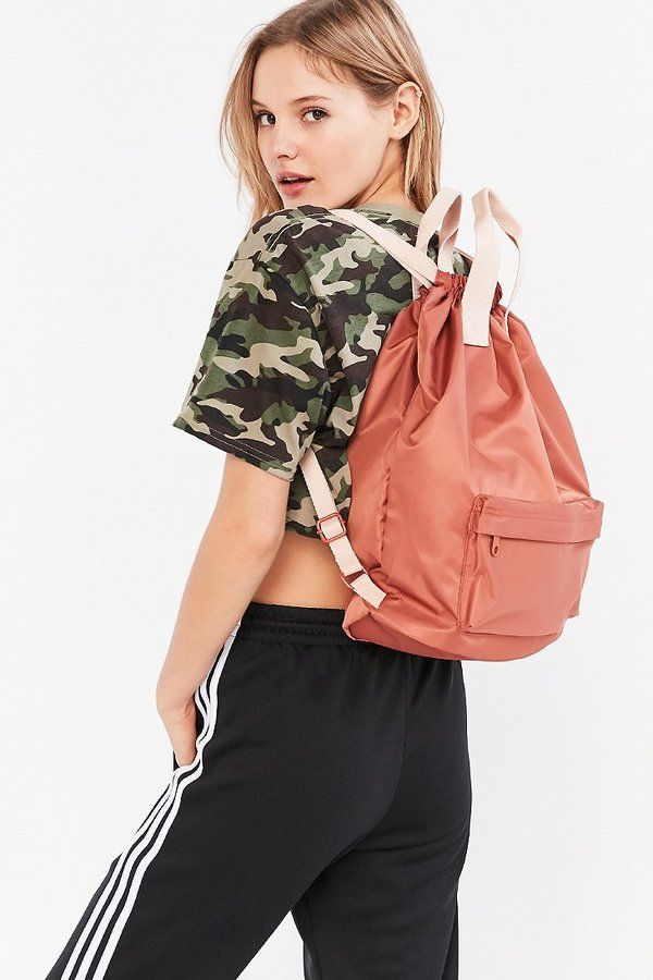 Nylon Tote Pack Backpack  ON SALE: Was $49.00 Reduced to: $19.99  59% OFF