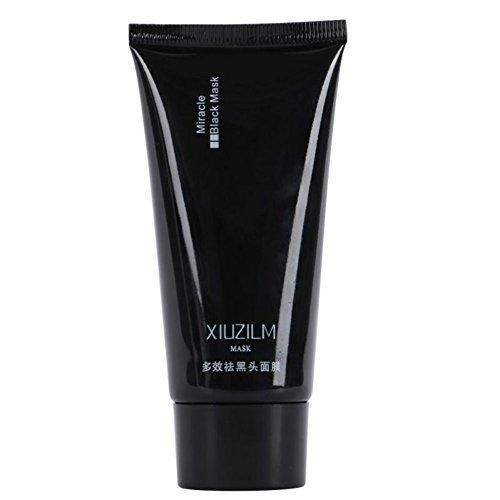 Shouhengda Blackhead Remover Cream Deep Clean Purifying Peel Acne Black Mud Face Mask