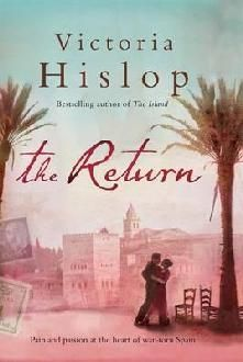 The Return by Victoria Hislop! A cracking read...