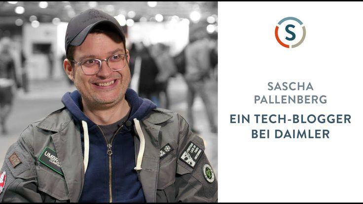 """Sascha Pallenberg: Ein Tech-Blogger bei Daimler: """"Ich halte Objektivität für eine wahnsinnige Heuchelei unserer Welt."""""""