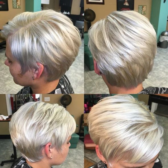 Gray Lace Frontal Wigs best temporary grey coverage – Fashion Wigs