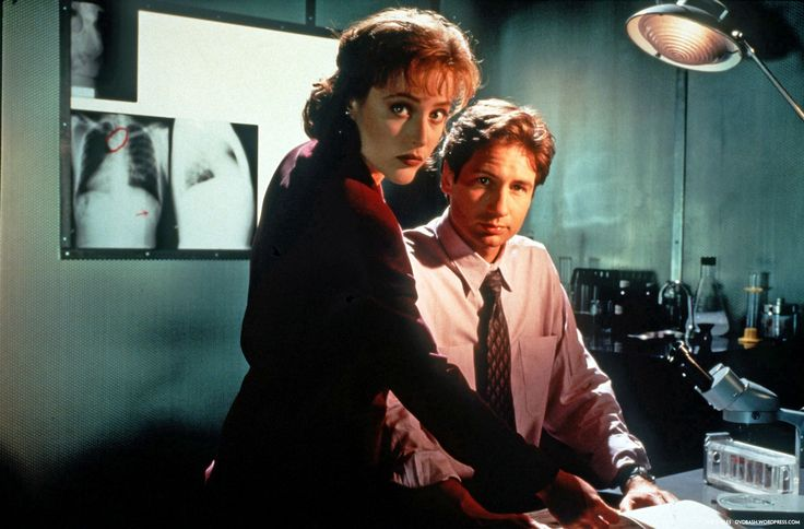 Meet Fox Mulder and Dana Scully, your average alien-chasing, conspiracy-busting, paranormal-investigating FBI duo. | The X-Files (the start of something amazing)