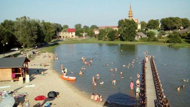 #zalew #Koprzywnica #świętokrzyskie #Polska