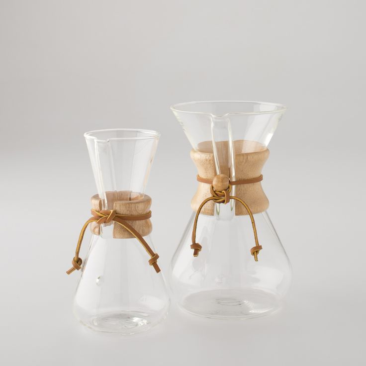 se - chemex coffee makers 1 cup / 8 cup