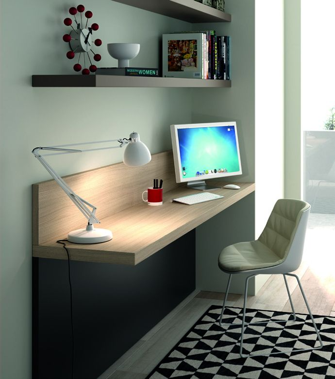 Muebles de estudio Zaragoza. Muebles La Vitrina Zaragoza