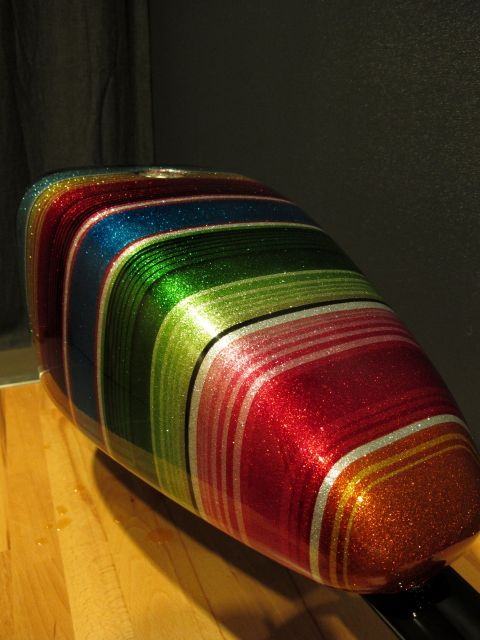 mexican blanket paint - The Sportster and Buell Motorcycle Forum