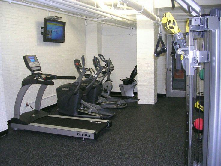 1000 Ideas About Basement Workout Room On Pinterest