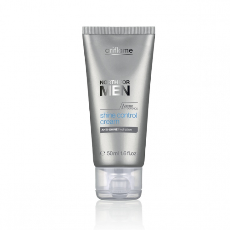 North for Men Shine Control Cream 50ml by Oriflame [SFC01011027] - ₹715.00 : Sareefair.com, Trends with India Tradition