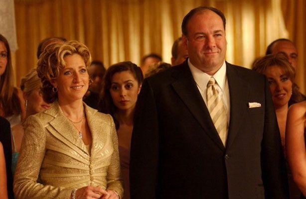 Episodes of 'The Sopranos' return to HBO On Demand James Gandolfini & Edie-Falco