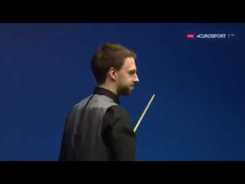judd trump exhibition shots 2016