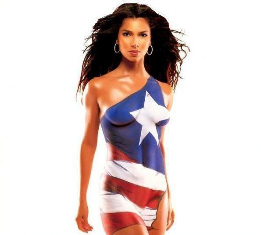 Body Painting Puerto Rico