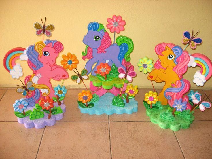 Minis Chupeteras De Pony - BsF 450,00 en MercadoLibre