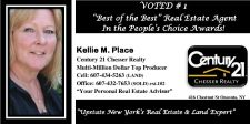 Oneonta Real Estate - Kellie Place. Upstate NY! . The Place to be! Artists, musicians, actors, actresses and the rich and famous love the Catskill region!  Call Upstate NY & Catskill's Real Estate & Land Expert. Kellie Place at Century 21 ~ 607-434-5263 www.century21upstatenewyork.com