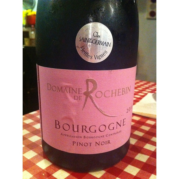 Domaine de Rochebin Bourgogne