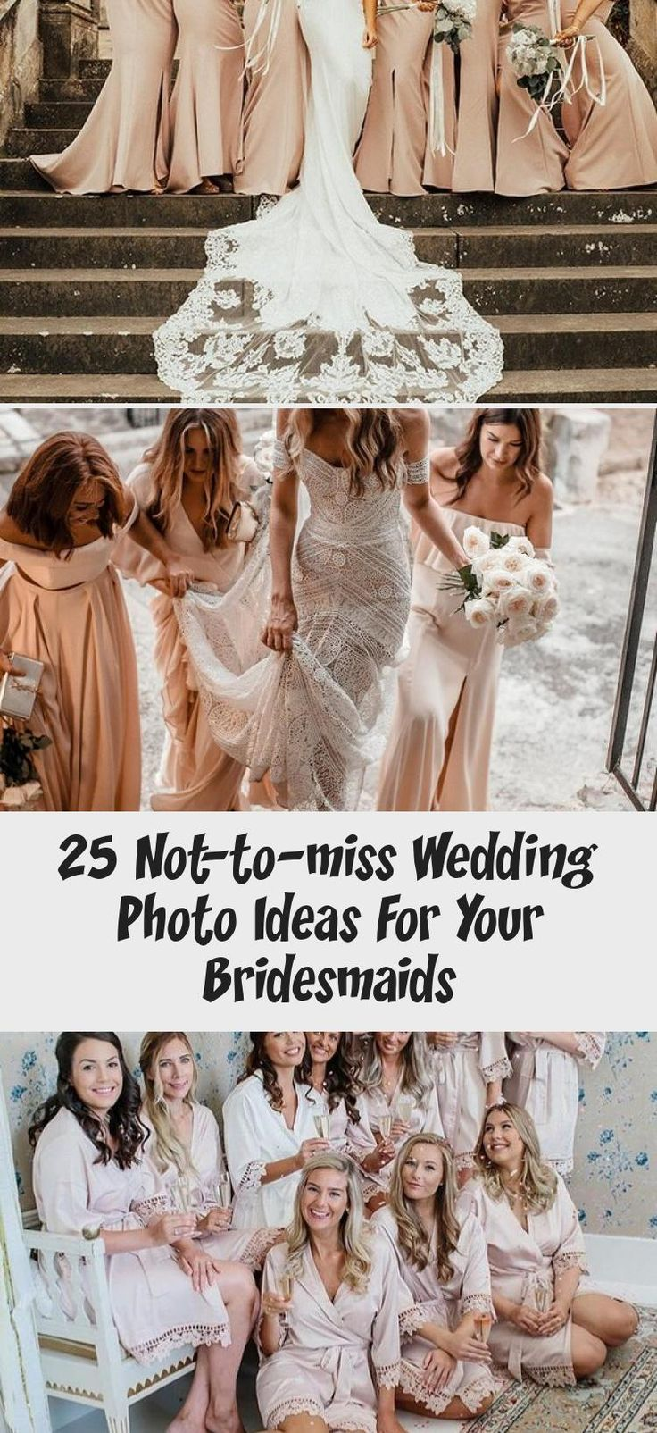 Wedding Photo Ideas For Your Bridesmaids  #wedding #weddingideas #weddingphotos #deerpearlflowers #BridesmaidDressesCoral #GoldBridesmaidDresses #CasualBridesmaidDresses #JuniorBridesmaidDresses #BridesmaidDressesMismatched