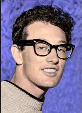 Buddy Holly....he shared the same birthday as me.