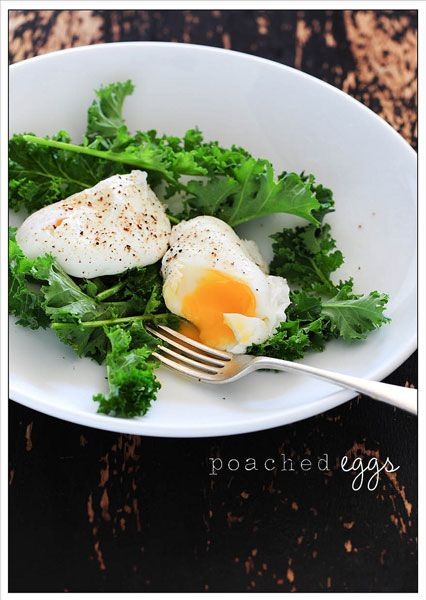 Perfect Poached Eggs Recipe - Food and Recipes - Mother Earth Living