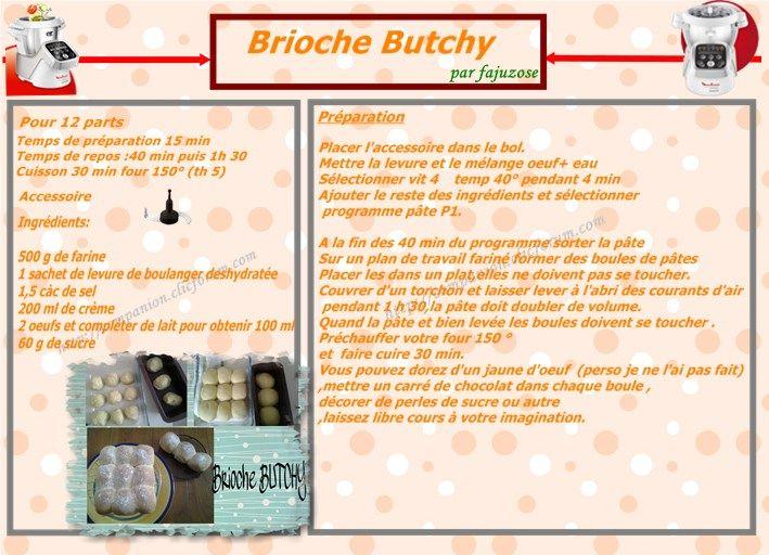 Companion :: Brioche Butchy