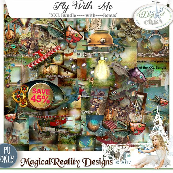 Fly With Me XXL Bundle {With Bonus}  #fly #boys #vintage #magical #steampunk #fantasy #scrap #Digital #skies #art #artistic #painted #artysta  https://digital-crea.fr/shop/index.php?main_page=index&cPath=155_502