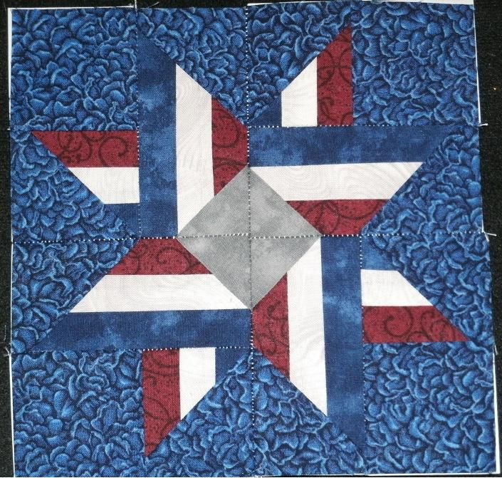 Quilt Patterns On Wisconsin Barns : quilt blocks ... Interwoven Star - Wisconsin Quilt Blocks on Barns, Block of the Week barn ...