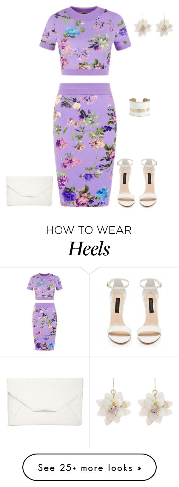 """""""outfit 4361"""" by natalyag on Polyvore featuring Lucky Brand, Oasis and Style & Co."""
