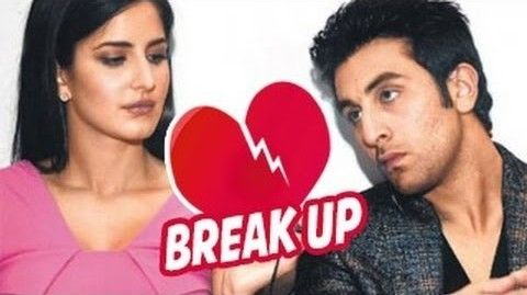 OMG! Ranbir Kapoor and Katrina Kaif Break Up! | Breakup ...