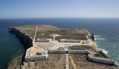 Fortaleza de Sagres, Sagres, Algarve - Portugal