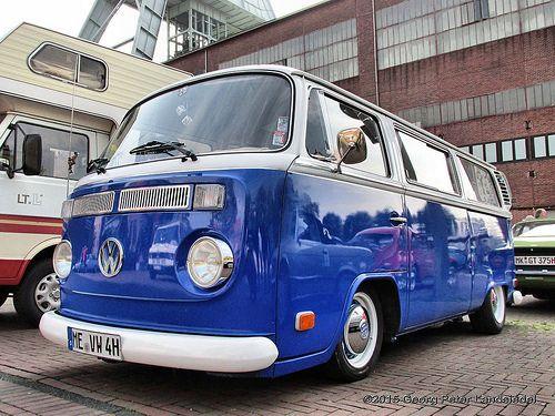 VW T 2 Bus